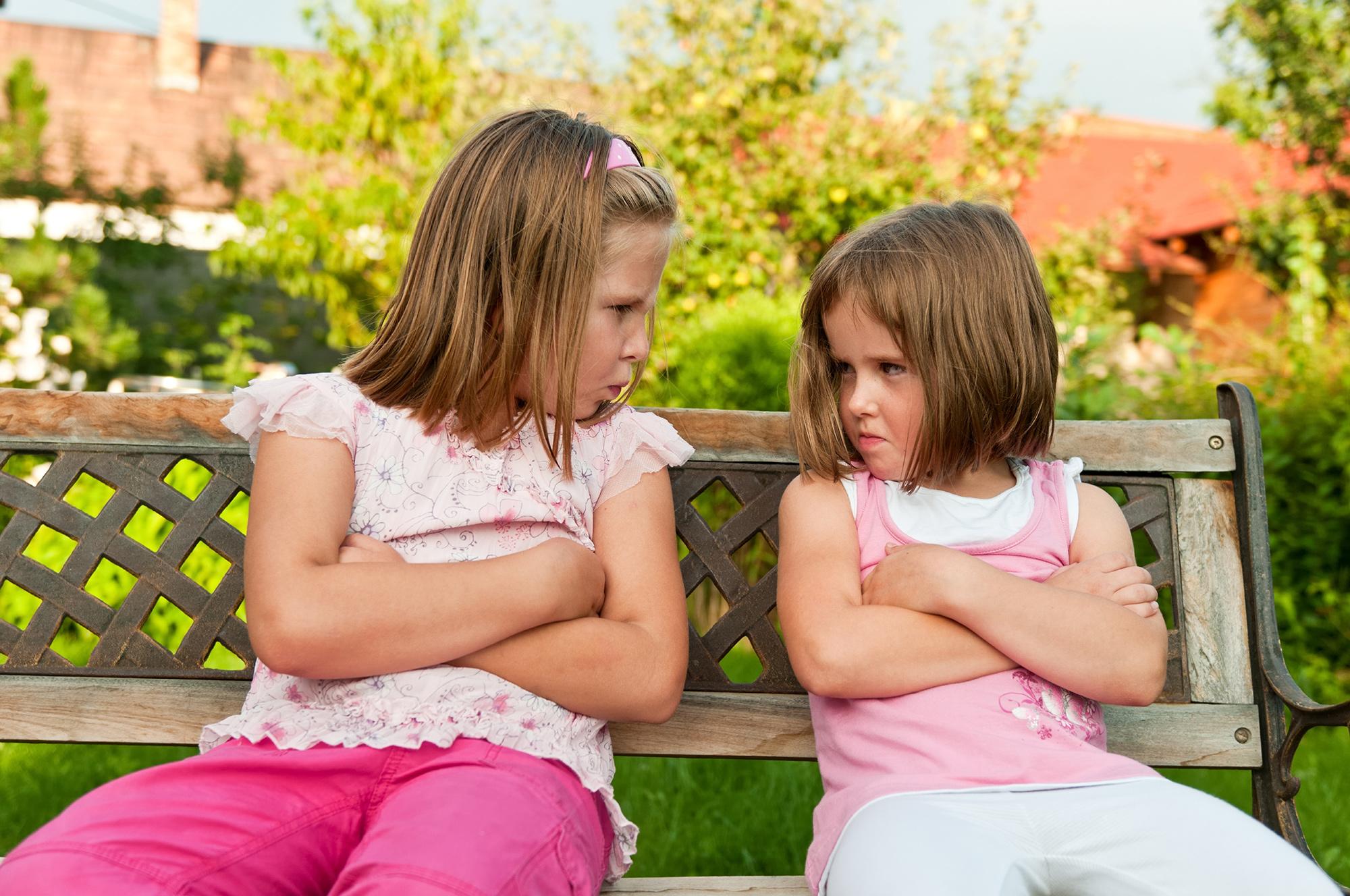 Geschwisterkinder - Was sich liebt das neckt sich