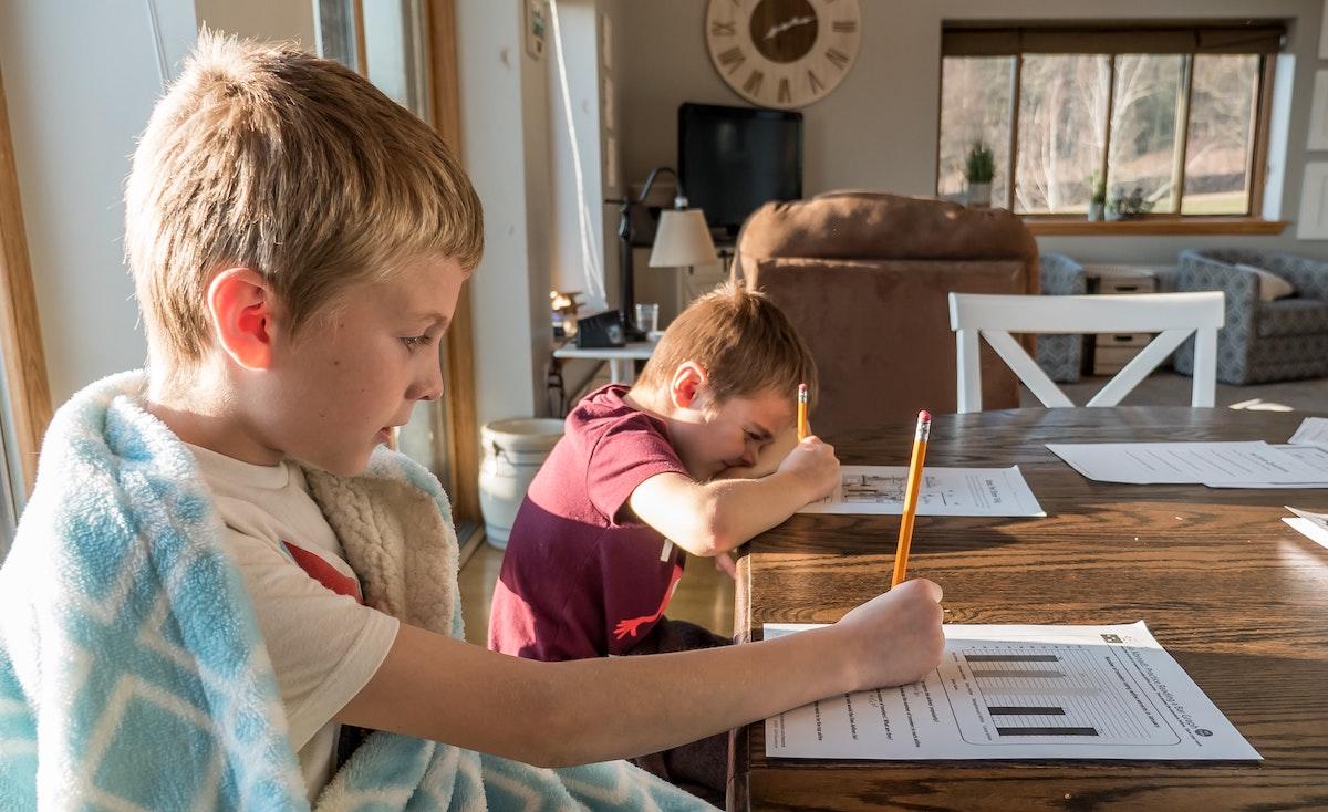 Homeschooling es reicht!